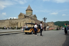Svetitskhoveli Cathedral, Mtskheta.