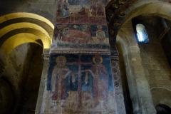 Interiören i Svetitskhoveli Cathedral, Mtskheta.