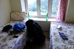 Mitt rum på Sherpa Lodge, Monjo.