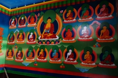 Khumjung Monastery, Khumjung.
