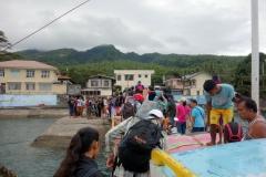 Binalayan port, Maripipi.