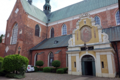 Oliwakatedralen, Oliwa, Gdańsk.
