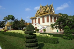 Hor Samran Phirun, Royal Palace, Phnom Penh.