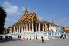 Silver Pagoda, Royal Palace, Phnom Penh.
