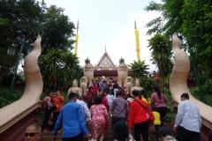 Wat Phnom, Phnom Penh.