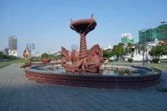 Wat Botum Park, Phnom Penh.