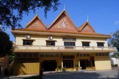 Wat Langka, Phnom Penh.