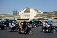 Central Market, Phnom Penh.