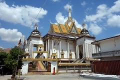 Tuol Tompoung Pagoda, Phnom Penh.