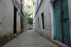 En stor del av byggnaderna i detta världsarv i desperat behov av renovering, Stone Town (Zanzibar Town), Unguja.