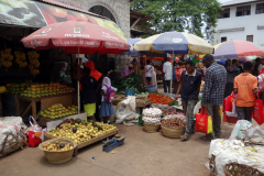 Del av Darajani Market, Stone Town (Zanzibar Town), Unguja.
