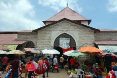 Huvudbyggnaden för Darajani Market, Stone Town (Zanzibar Town), Unguja.