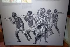 East Africa Slave Trade Exhibit, Stone Town (Zanzibar Town), Unguja.
