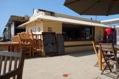 Café Foro, längs strandpromenaden i Stone Town (Zanzibar Town), Unguja.