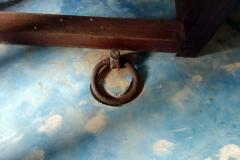 Ett minne från tiden då man höll slavar fångna på ön, Prison Island.