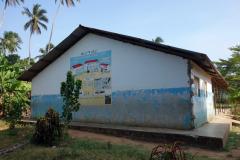 Närliggande skola vid Dole spice farm, Unguja.
