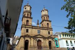 Catedral de la Santa Cruz, San Gil.