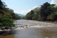 Rio Fonce, Parque Natural El Gallineral, San Gil.