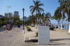 Strandpromenaden, Santa Marta.