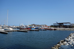 Marinan i Santa Marta.