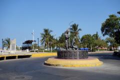 Monumento Tayrona, Carrera 1C, Santa Marta.