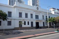 Policia Nacional Metropolitana de Santa Marta.