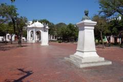 Parque de Los Novios, Santa Marta.