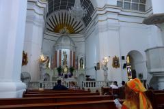 Catedral Basílica de Santa Marta, Santa Marta.