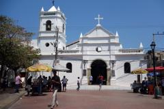 Parroquia San Francisco de Asis, Santa Marta.
