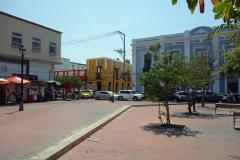 Plaza San Francisco, Santa Marta.