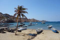 Playa de Taganga, Taganga.