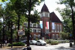 Stadshuset i Sopot.