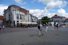 Friends Square (Plac Przyjaciół) , Sopot.
