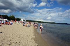 Sopot Beach.