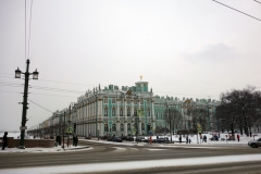 Vinterpalatset, Sankt Petersburg.