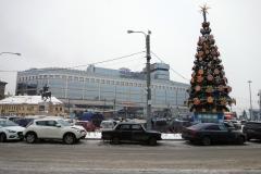 Alexander Nevsky Square, Sankt Petersburg.