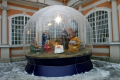 Krubban, Alexander Nevsky Monastery, Sankt Petersburg.