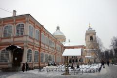 Alexander Nevsky Monastery, Sankt Petersburg.