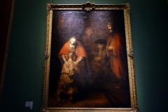 Den förlorade sonens återkomst (Rembrandt), Eremitaget, Sankt Petersburg.