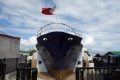 Yolanda Memorial, Barangay Anibong, Tacloban.