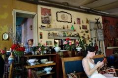 Restaurang Pur Pur, Tbilisi.