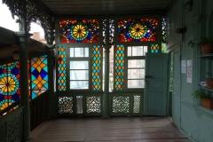 Detta fantastiska hus finns på Betlemi Street, Tbilisi.