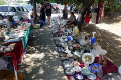 Dry Bridge Flea Market, Tbilisi.