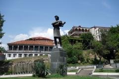Baratshvili Statue, Tbilisi