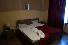 Mitt rum på Orida Royal, Tbilisi.