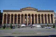 Georgiens parlament, Tbilisi.