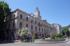 Rådhuset i Tbilisi.