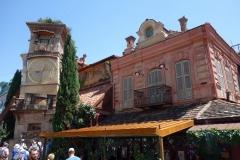 Rezo Gabriadze Marionette Theatre, Ioane Shavteli St, Tbilisi.