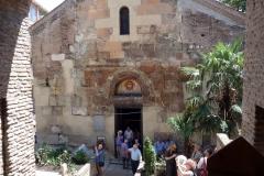 Anchiskhati Basilica, Ioane Shavteli St, Tbilisi.