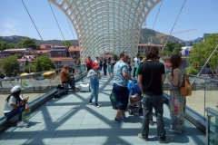 Fredsbron, Tbilisi.